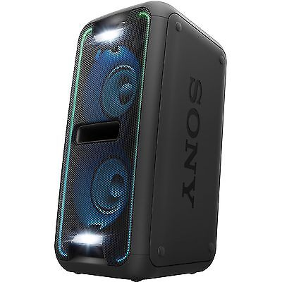 Sony GTK-XB7 High Power Party System Bluetooth NFC Black 3 Year Warranty *