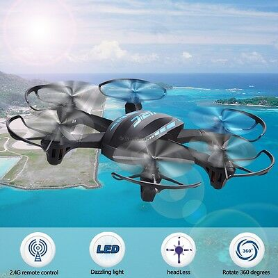 Mini 2.4G 6-Axis Gyro 4 Channels Drone 3D Flip CF Mode RC Hexacopter C5