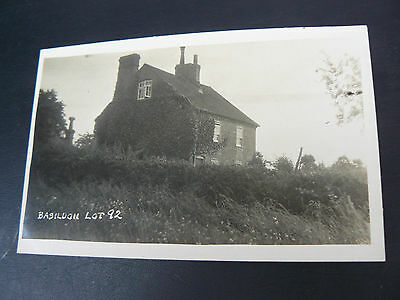 Basildon Lot 92 Real Photo RP Postcard - Berkshire