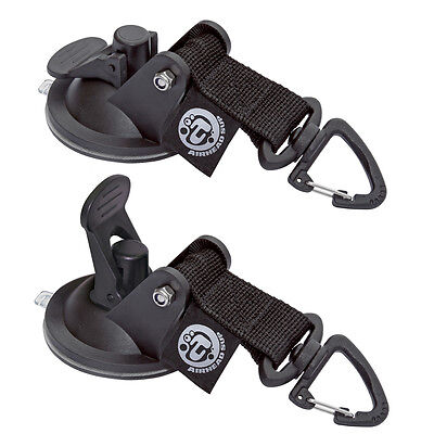 AIRHEAD SUP Suction Cup Tie Downs 2-Pack AHSUP-A010