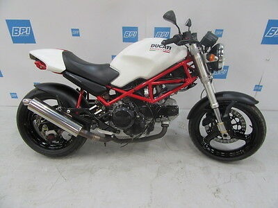 2000 Ducati Monster M600 Classic Motorcycle / Motorbike / Bike {053608}