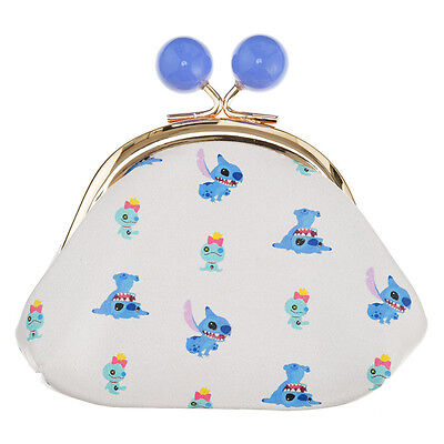 Stitch Clasp Coin Case Pouch FASHION PACCHIN ❤ Disney Store Japan