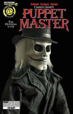Puppet Master #1 Blade Photo Var (Mr)