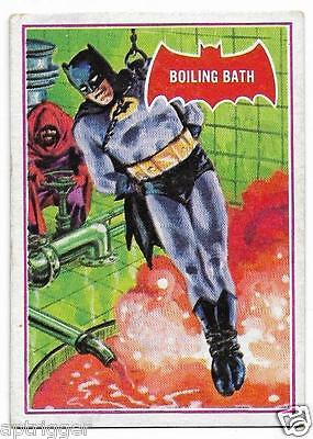 1966 Batman Red Bat (12A) Boiling Bath