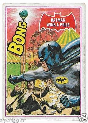 1966 Batman Red Bat (21A) Batman Wins A Prize
