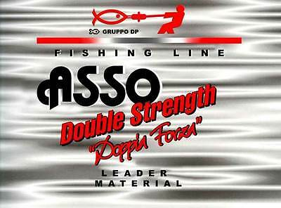 MONOFILAMENT ASSO DOUBLE STRENGTH ULTRASOFT 0.60 mm TROLLING 100 MT LINE