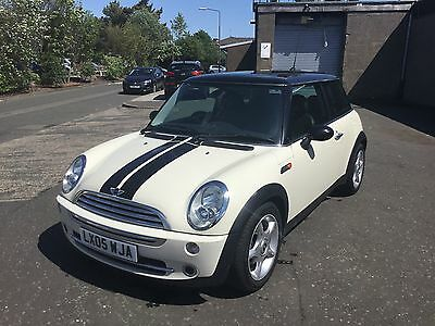 2005 Mini Cooper 46'300 miles, 12 months MOT - outstanding condition