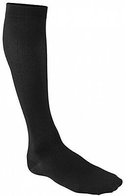 Futuro Mens Dress Support Socks, Firm Compression 20/30 Mm/hg, Black, Size: - 1