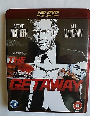 The Getaway HD DVD Freepost