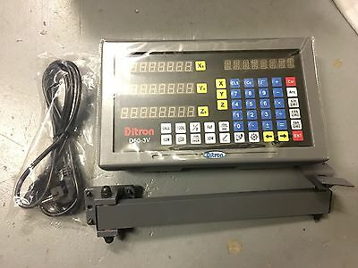 SIEG SX3 DRO digital Readout 3 Axis