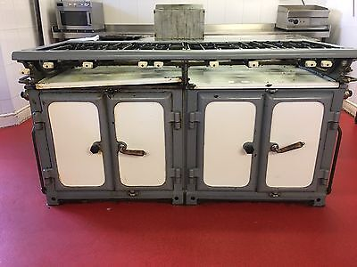 8 Burner Chester Commercial Cooker