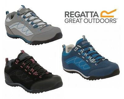 Regatta Lady Eastmoor Low Womens Waterproof Breathable Walking Shoes