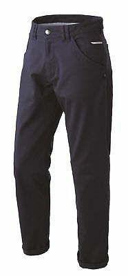 Dare2b Pillion Mens Quick Dry Anti-Bac Water-Repellent Cycling Trousers Navy