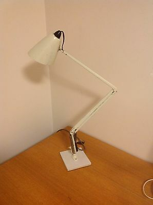 Vintage Industrial  Retro Light Planet Table Lamp Early Model Studio K