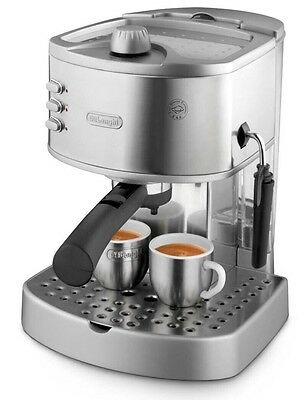 DeLonghi EC330S Multi Beverage Coffee Machine Stainless Steel
