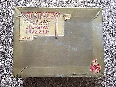 Superb Gold Box Artistic Plywood Victory Jigsaw Puzzle - A MIRACLE PLAY(period)