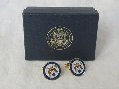 REPUBLICAN GOLD-PLATED CUFFLINKS National Republican Congressional Committee