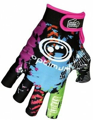 Optimum Men's Stik Mit Street Rugby Gloves - Multicoloured, Medium