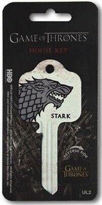 Game Of Thrones House Of Stark UL2 House Key Blank