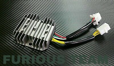 Gy6 Regulator 7 Wires 11 Poles 150Cc Scooter Rectifier