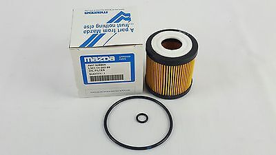 New Genuine Mazda Cartridge Oil Filter 3 6 CX5 CX7 MPV Tribute L321-14-302-99