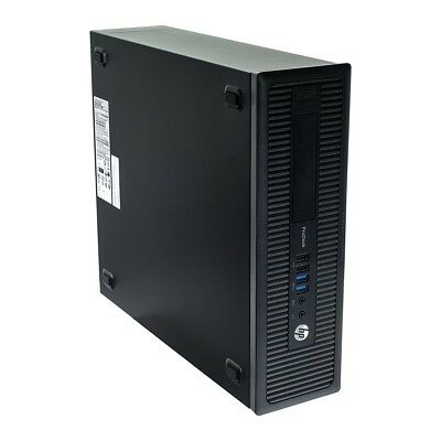 HP EliteDesk 800 G1 SFF Core i5 4570 3,2 GHz 8 GB 320 GB DVD-RW Windows 10