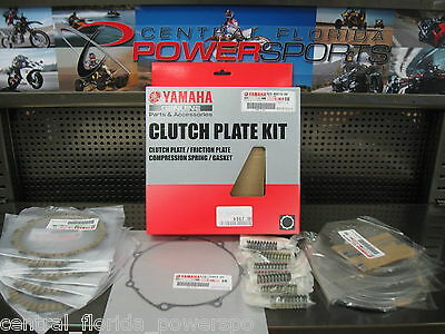 Genuine Yamaha Clutch Kit Fits 2014 2015 2016 FZ-09 FZ09 MT09 1RC-W001G-00-00