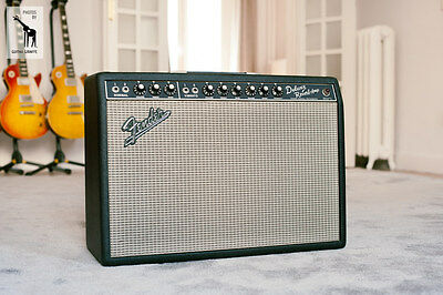 ☆ 1967 ☆ Fender Deluxe Reverb ☆  MUSEUM CONDITION ☆ w/ Cover ☆ FIND ANOTHER!!