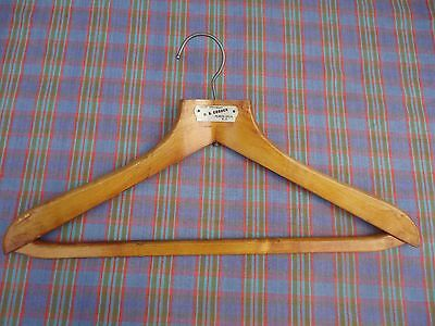 Vintage Tailors Coathanger Palmers Green London N13  WB Crouch