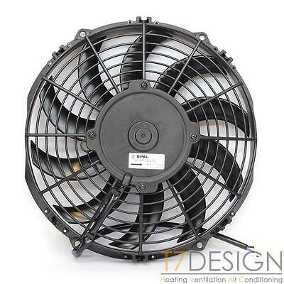 "VA11-AP7/C-57S - SPAL Radiator Fan - 10.0"" (255mm) PUSH"