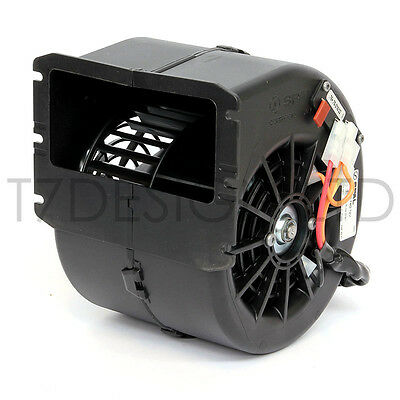 009-A70-74D - SPAL Centrifugal Blower - 12v - 3 Speed Fan, Heat, Heater, AC,
