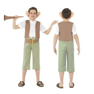Smiffys Childs Official Roald Dahl BFG Costume Book Day Character Fancy Dress