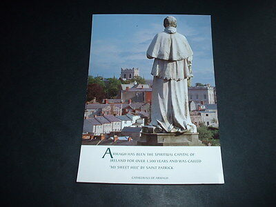 NORTHERN IRELAND  CATHEDRAL OF ARMAGH POSTCARD Co DOWN