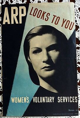RARE Find! Only 3 in the world!  ARP LOOKS TO YOU. WOMEN'S VOLUNTARY SERVICES