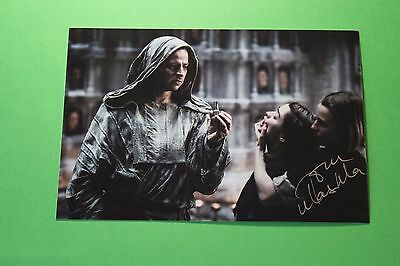Tom Wlaschiha (Game of Thrones) Signed Photo