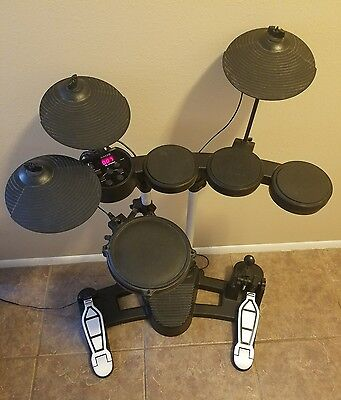 Simmons SD Xpress Full Size 5-Piece Electronic Drum Kit 8 Kits Click Songs