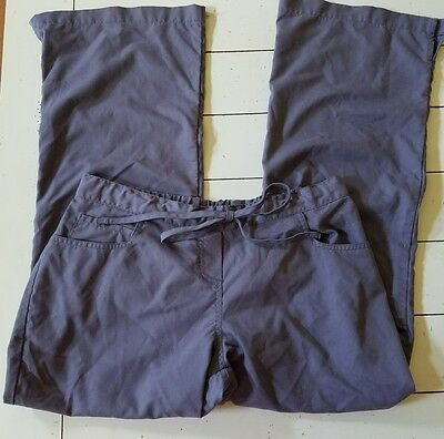 Grey's Anatomy Scrub Pants Size Medium Petite Gray