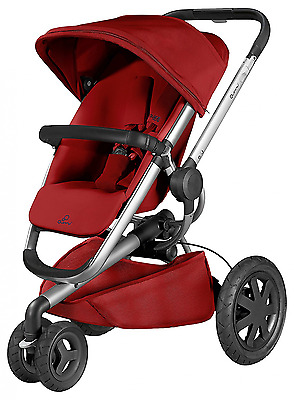Quinny Buzz Xtra Pushchair Travel system Pram Stroller Buggy Seat Carrycot New