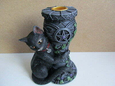 New  Midnight Cat Mystic Witches  Cats Of The Coven Boxed Nemesis Now