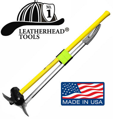 Leatherhead Firemans Halligan / Sledge Hammer Kit