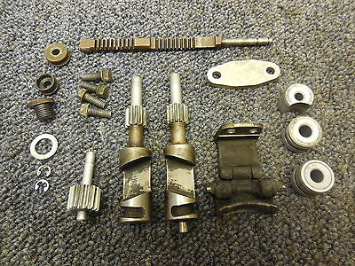 1993 Kawasaki KDX250 Power valves cylinder exhaust valve components 93 KDX 250