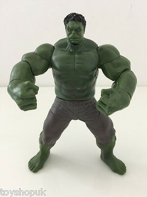 """Incredible Hulk Mighty Battlers 6"""" Action Figure Toy Marvel Avengers FREE UK P&P"""