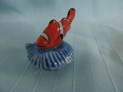 Wade WhimsieClown Fish (Nemo) Rare Perfect