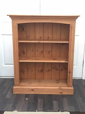 Bookcase   ANTIQUE  VINTAGE PINE  BOOKCASE