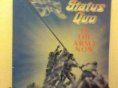 Status   Quo              Lp        In  The  Army  Now