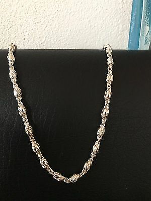 NEW FOTOS Georg Jensen necklace, design 383, 925 sterling silver, very rare