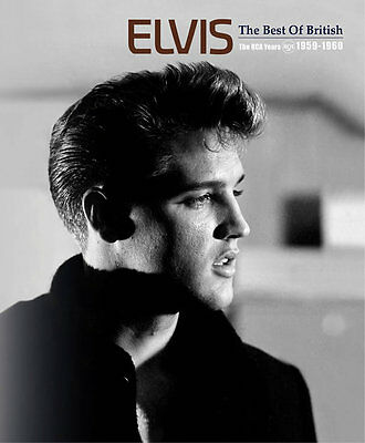 Elvis: The Best Of British, The RCA Years 1959-1960 From a boy to a legend! from
