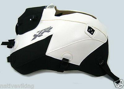 BMW S1000XR 2015  BAGSTER Tank Protector Cover WHITE for Bagster Tank bag 1689A