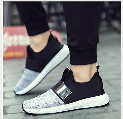 2017 Mens Casual Shoes Breathable  Sneakers Running Sports Hiking Male Shoes New