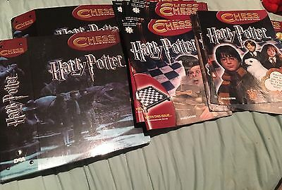 Harry Potter Collectable Chess Set Issue 1 - 47 Booklets